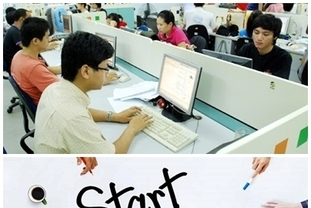 창업 활성화를 위한 지분 크라우드펀딩 플랫폼