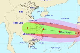 [날씨] 제9호 태풍 '몰라베' 큰 피해 예상,120만 명 이상 대피