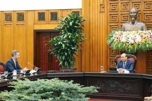 [베트남정부] 미국정부와 강력한 협력을 원한다