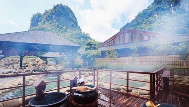 [온천] 베트남의 대표 온천 4곳, 따뜻한 온천욕을 즐길세요