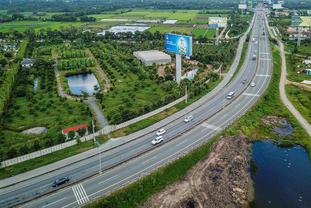 [고속도로] 메콩델타 지역 교통 인프라 개선을 위한 자금 승인