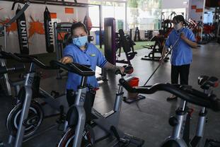 [코비드-19 속보] 호찌민시: 체육관, 요가, 웨딩파티 운영을 오늘 저녁 6시부터 중단