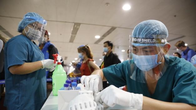 [코비드-19 현황] 5월 8일 저녁: 지역 감염 65건
