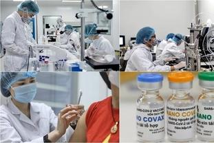 [코비드-19 베트남 백신] 국내 백신 생산의 필요성: 10억달러 규모의 회사를 만들기 위해 일찍 결승점에 도달한 기업들, 국내외로 주문이 줄을 잇고 있다.