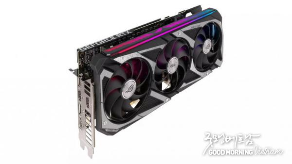 Asus, GeForce RTX 3060 12GB 기반 ROG Strix · TUF 게임 · 듀얼 시리즈 그래픽 카드 발표