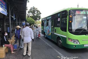 【호치민】호치민시는 2주 동안 모든 대중 버스를 운행 정지