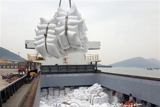 산자부는 쌀 수출 금지를 해제하기 원한다.