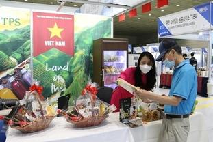 한국에서 베트남 농산물 홍보